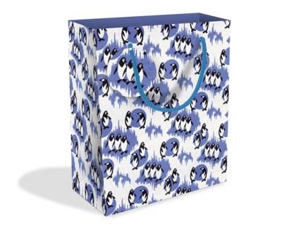 Penguin Furnishing Fabric Medium Bag |Museums & Galleries