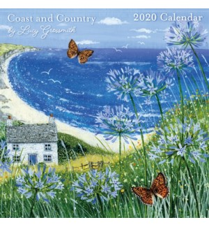 Lucy Grossmith Coast And Country 2020 Calendar Museums Galle
