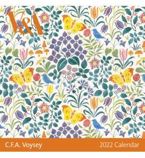 CALENDAR C F A Voysey|Museums and Galleries