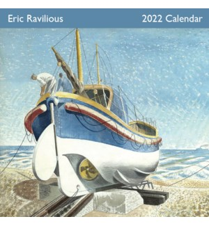CALENDAR The Art Of Eric Ravilious|Museums and Galleries