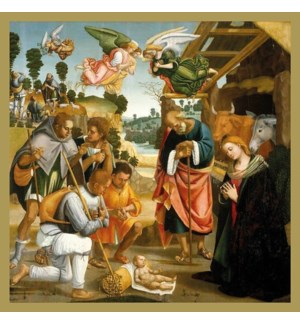 The Adoration Of The Shepherds CELLO|Museums & Galleries