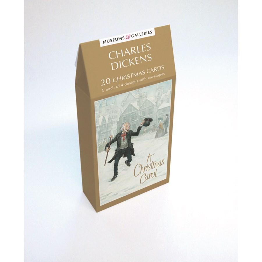 BOX-Dickens Christmas Carol Museums Galleries