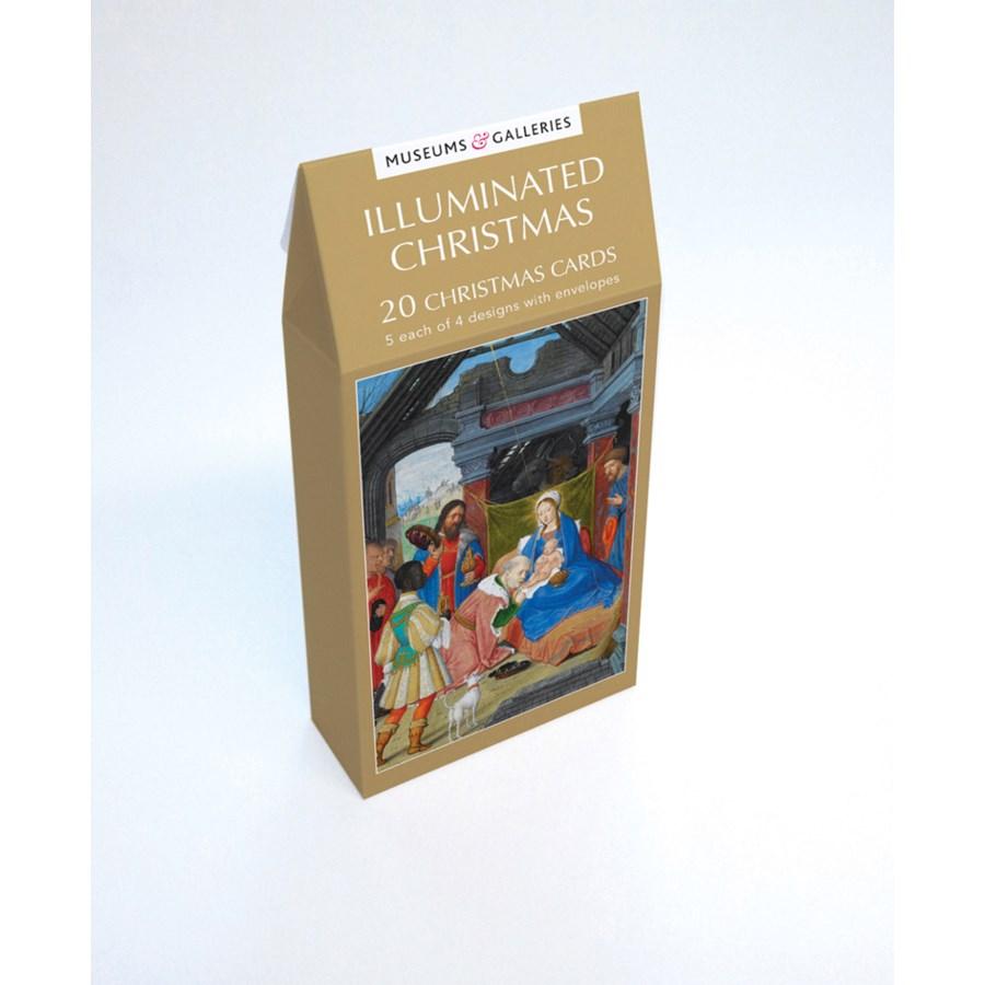BOX-Illuminated Christmas Museums Galleries