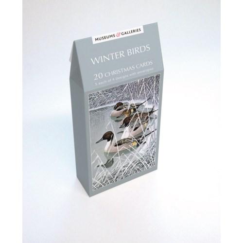 BOX-Winter Birds|Museums Galleries