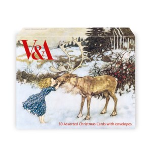 BOX V and A 30 Card Assortment|Museums and Galleries