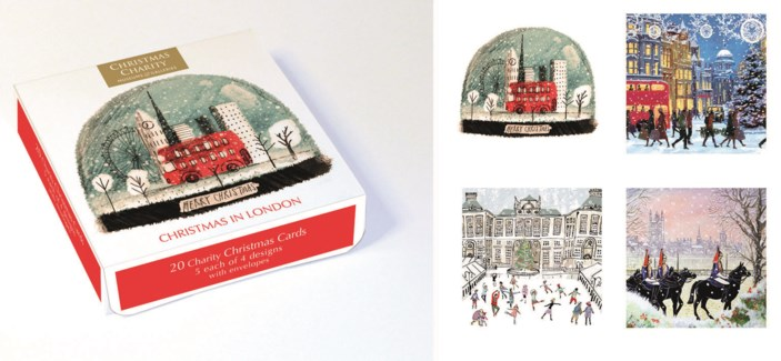 Christmas In London/20 Cards|Museums Galleries