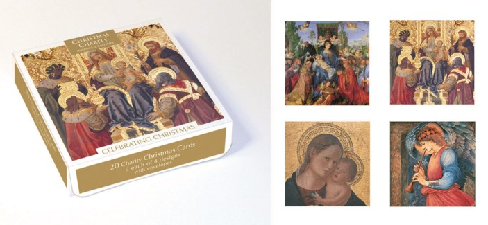Celebrating Christmas/20 Cards|Museums Galleries