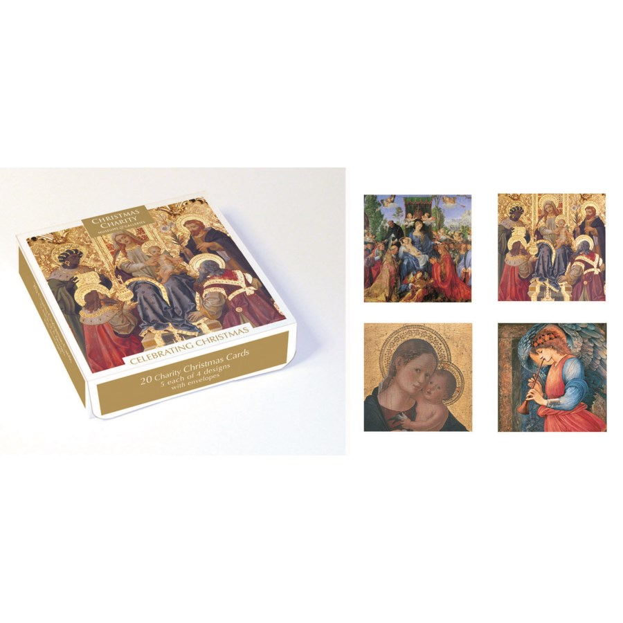 BOX-Celebrating Christmas|Museums Galleries