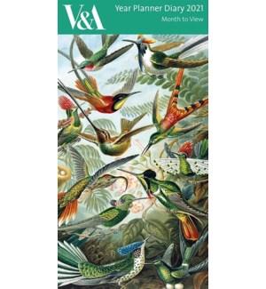 PLANNER-Trochilidae|Museums Galleries