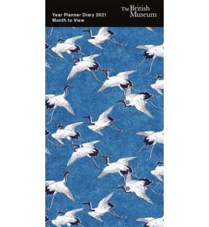 PLANNER-Cranes In Flight|Museums Galleries