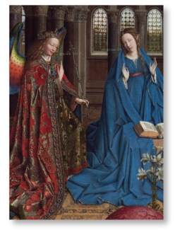 The Annunciation/16's Acetate Box|New Yorker