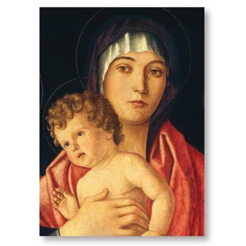Madonna & Child With Saints/16's Acetate Box|New Yorker
