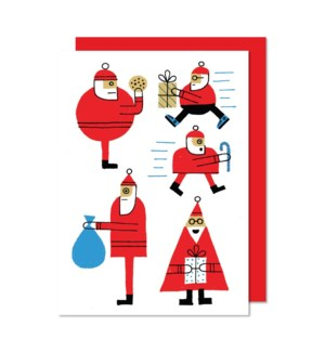 Pere Noel |Paperole