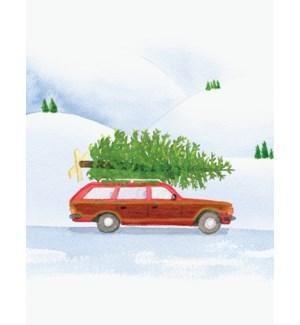 BOX-Wagon Tree Hills Paper E Clips