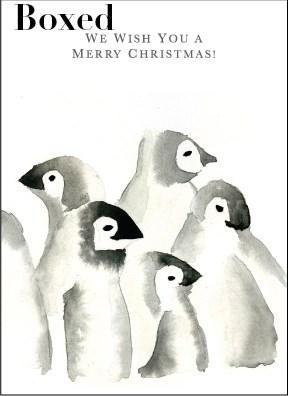 Penguin Family|Paper E Clips