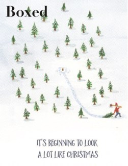 Lumberjack Tiny Forest|Paper E Clips