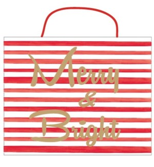 BAG-Merry and Bright Large|Presto