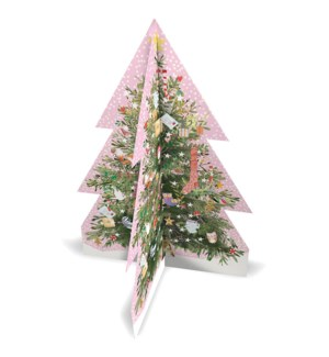 ADVENT-3D Christmas Tree|Real and Exciting