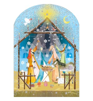ADVENT-Christmas Nativity|Real and Exciting