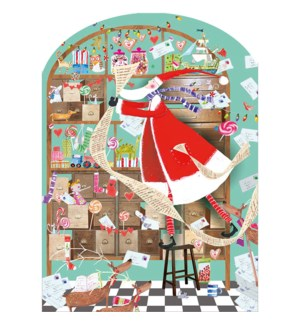 ADVENT-Santas Workshop|Real and Exciting