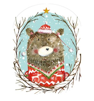 ADVENT-Bear Advent Calendar|Real and Exciting