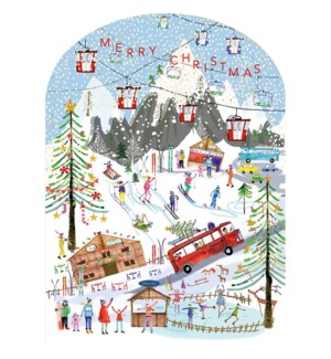 ADVENT-Ski Advent Calendar|Real and Exciting