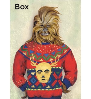 BOX-Wishing Chew A Merry Christmas Retrospect