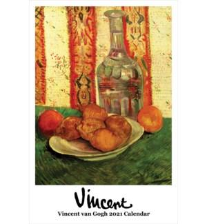 CALENDAR - Vincent Van Gogh|Retrospect