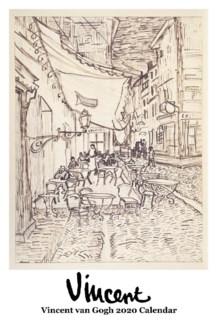 Vincent Van Gogh (1853-1890) 12.5x19 Retrospect