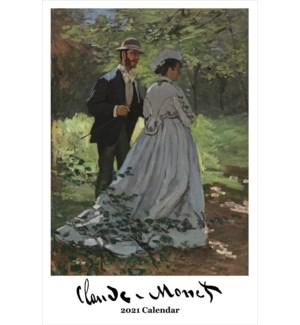 CALENDAR - Claude Monet|Retrospect