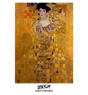Klimt  12.5x19 Retrospect