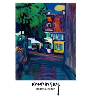 Kandinsky wall Calendar 12.5x19|Retrospect