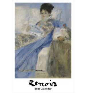 CALENDAR - Renoir|Retrospect