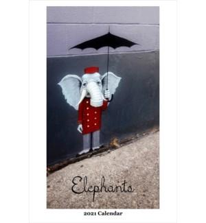 CALENDAR - Elephant|Retrospect