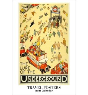 CALENDAR - Travel Posters|Retrospect