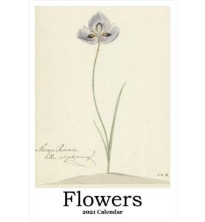 CALENDAR - Flowers|Retrospect