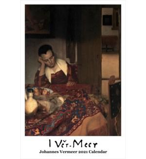 CALENDAR - Johannes Vermeer|Retrospect