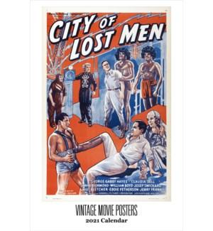 CALENDAR - Vintage Movie Posters|Retrospect
