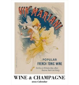CALENDAR - Wine and Champagne|Retrospect