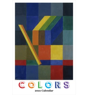 CALENDAR - Colors|Retrospect