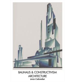 CALENDAR - Bauhaus & Constructivism Architecture|Retrospect