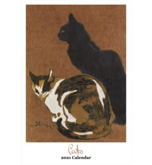 CALENDAR - The Art of Cats|Retrospect