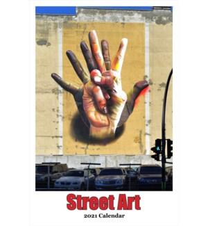 CALENDAR - Street Art|Retrospect
