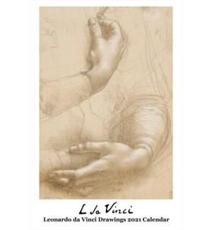CALENDAR - Leonardo de Vinci Drawings|Retrospect