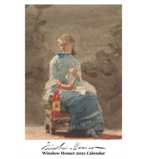 CALENDAR - Winslow Homer|Retrospect