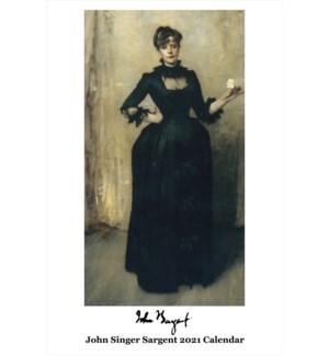 CALENDAR - John Singer Sargent|Retrospect