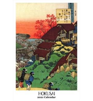 CALENDAR - Hokusai|Retrospect