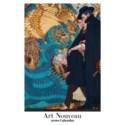 Art Nouveau Graphics 12.5x19|Retrospect