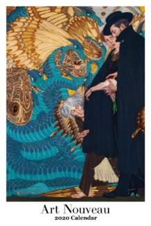 Art Nouveau Graphics 12.5x19 Retrospect