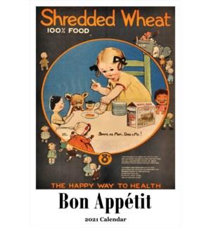 CALENDAR - Bon Appétit|Retrospect